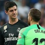 Courtois – Oblak: Pertandingan puncak derby Madrid