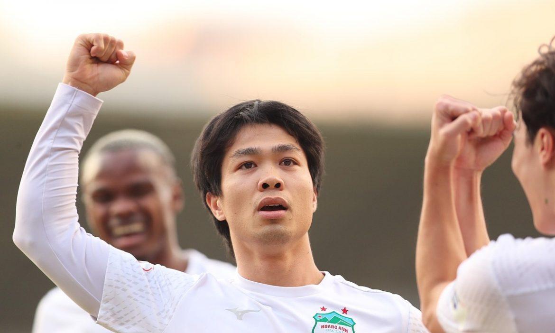 Sepak bola live hari ini 28 Maret: Hoang Anh Gia Lai