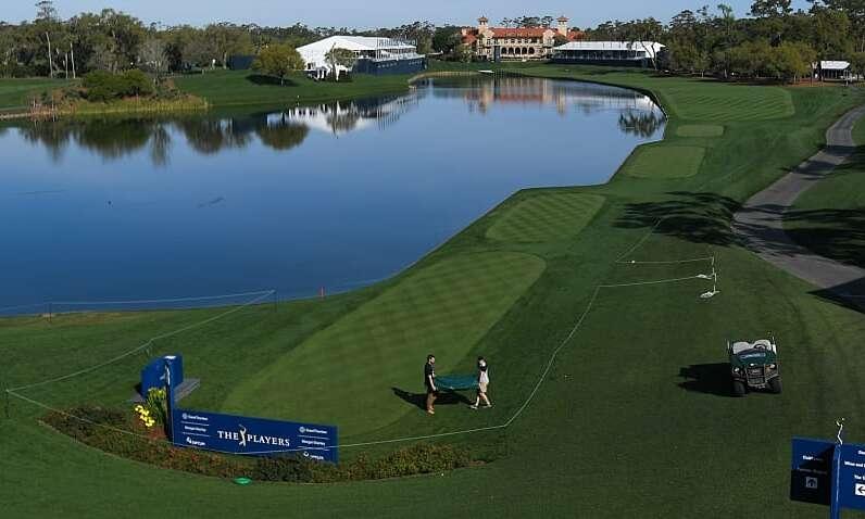 PGA Tour memblokir jalan pintas di The Players Championship