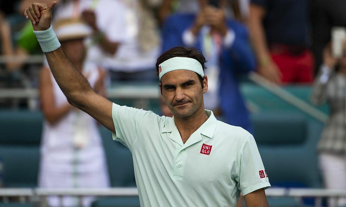 Federer kembali bermain minggu depan