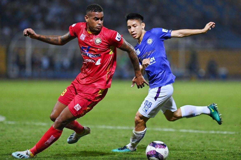 Hanoi 2-1 Thanh Hoa (babak ke-2)
