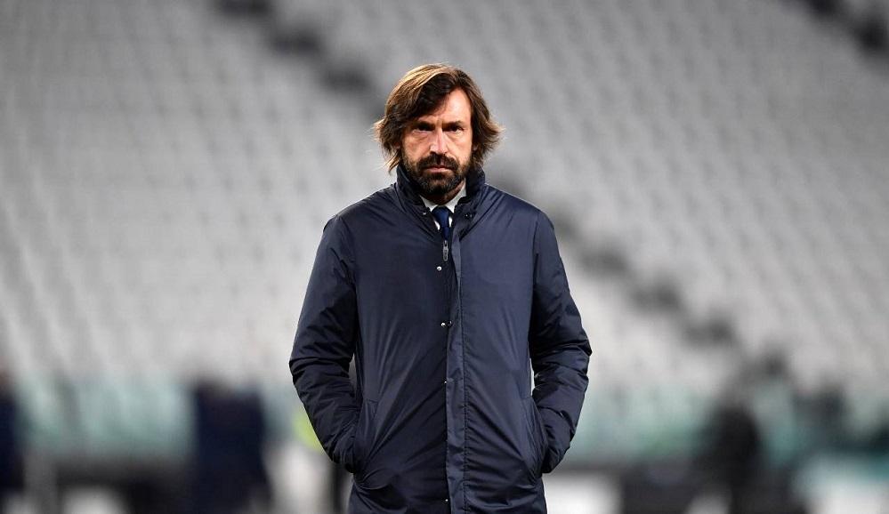 Pirlo bingung dengan pagar Juventus