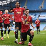 Man Utd mengalahkan Man City di Etihad