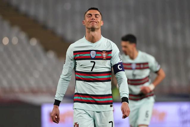 Portugal terpecah belah meski sudah memimpin dua gol