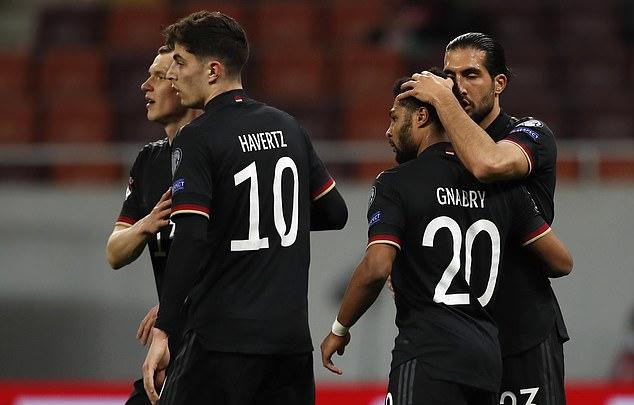 Jerman memenangkan dua pertandingan kualifikasi pertama