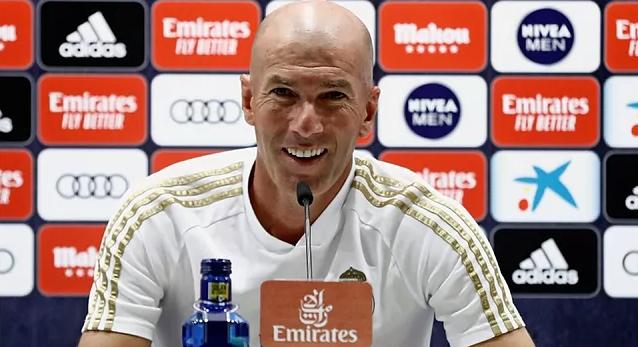 Zidane: 'Pertandingan melawan Liverpool akan membutuhkan banyak kekuatan'