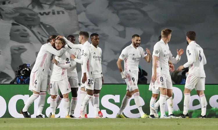 Real menghasilkan $ 120 juta dari Liga Champions