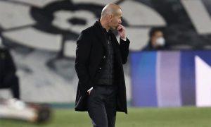 Zidane: 'Mungkin tuning saya menyakitkan Nyata'