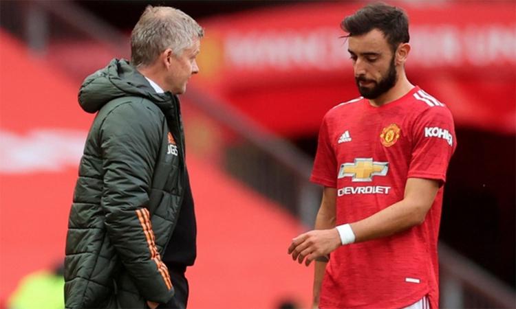 Fernandes tidak ingin memperpanjang kontrak dengan Man Utd
