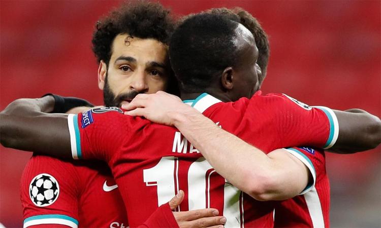 Salah: 'Liverpool bertemu Real sebagai juara'