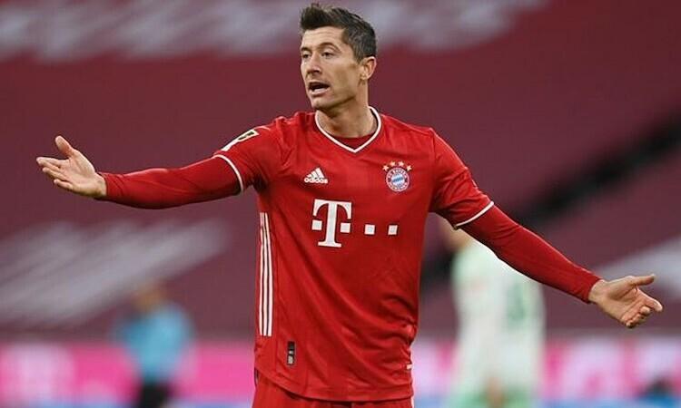 Lewandowski dicurigai melakukan penggelapan pajak