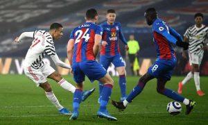 Man Utd bermain imbang di pertandingan ketiga berturut-turut