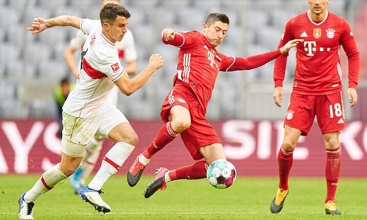 Bayern menang dengan berani meski kehilangan pemain