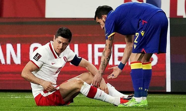 Lewandowski mengambil dua istirahat dari Bayern – PSG