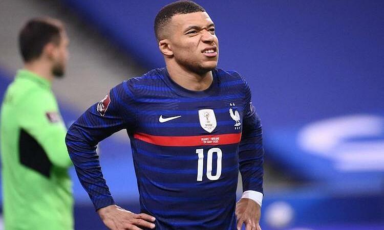 Mbappe menolak menghadiri Olimpiade 2021