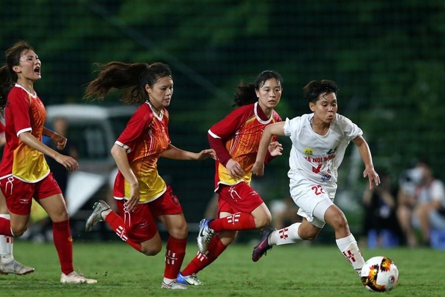 Son La – tim sepak bola wanita termiskin di Vietnam