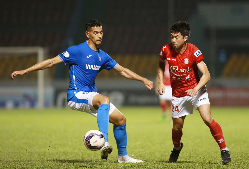 Klub HCMC ingin Lee Nguyen bermain seperti Bruno Fernandes