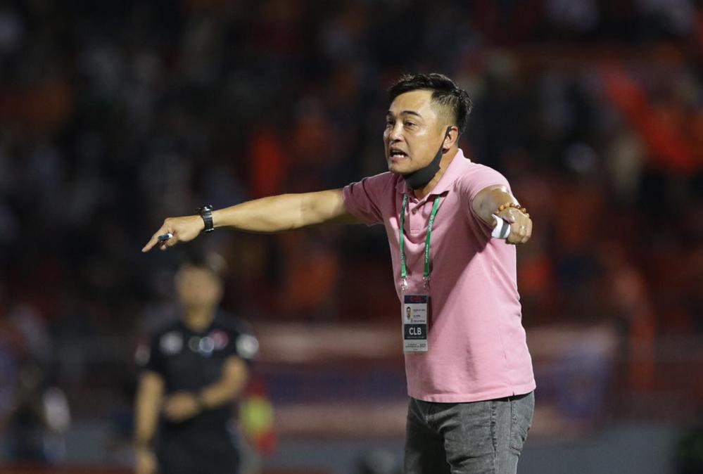 Pelatih Binh Dinh: 'Memenangkan Da Nang memiliki serangan jantung'