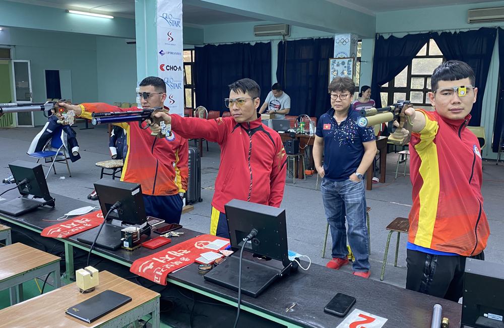 Penembakan Vietnam melewatkan Olimpiade 2021