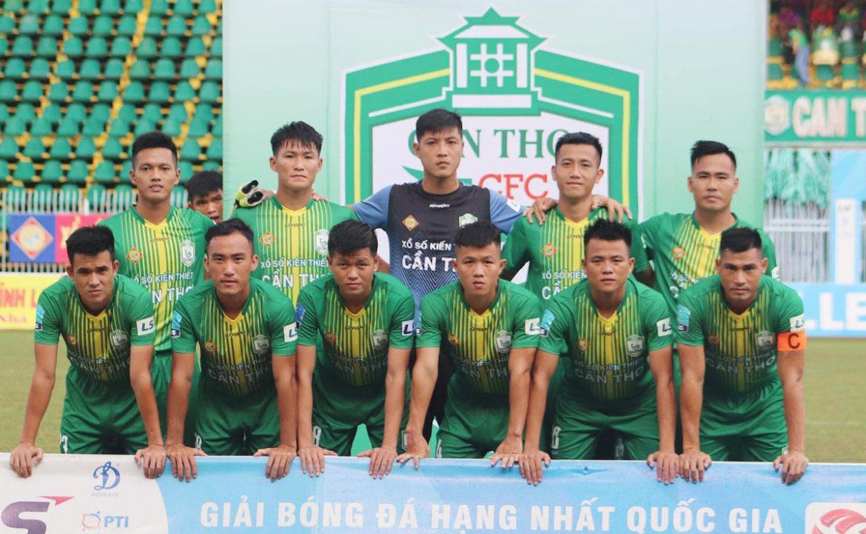 Can Tho menangguhkan kiper Thanh Vu