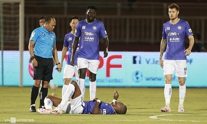 Hanoi FC kehilangan lebih banyak pilar
