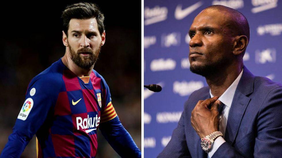 Abidal: 'Untuk Messi, mana yang lebih cocok dari Barca?'