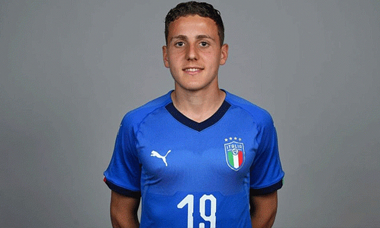 Pemain Italia U18 gantung sepatu untuk kuliah di Harvard