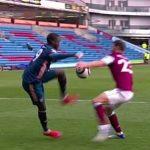 Mengapa Arsenal tidak mengambil penalti melawan Burnley?