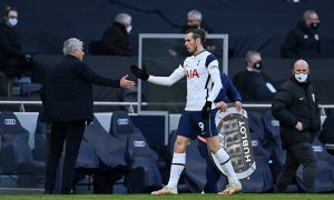 Mourinho ingin menggunakan Bale dua pertandingan seminggu