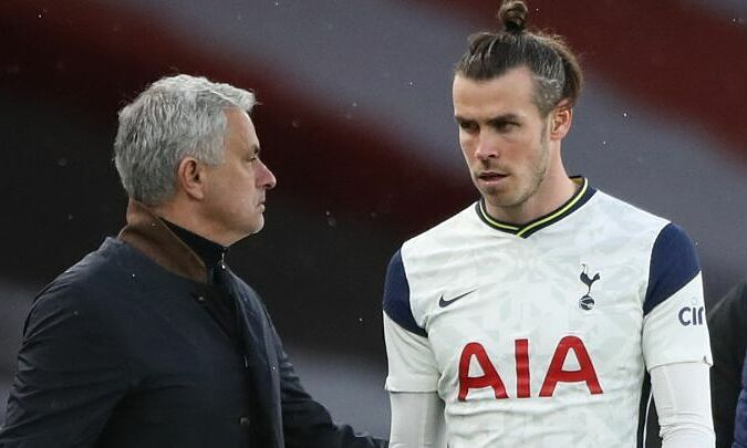 Mourinho mengkritik Bale secara dangkal