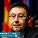 Josep Bartomeu ditangkap