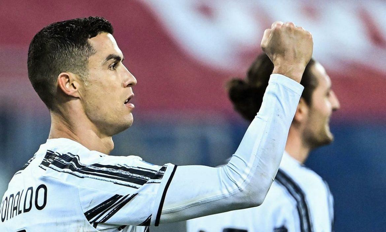 Ronaldo memposting video untuk merayakan tonggak sejarah 770 gol