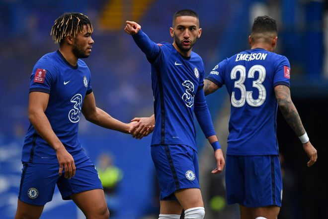 Pertarungan hebat Chelsea di Man City di semifinal Piala FA