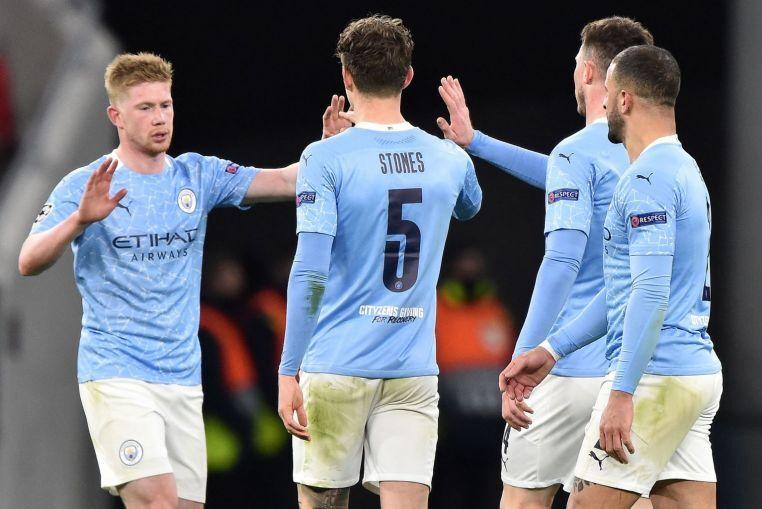 Man City menciptakan kembali keajaiban di Liga Champions