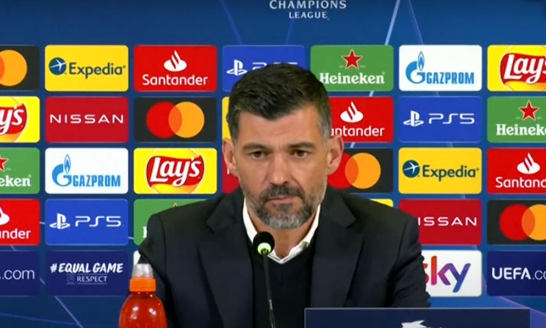 Pelatih Porto tidak ditanyai apa pun setelah mengecualikan Juventus