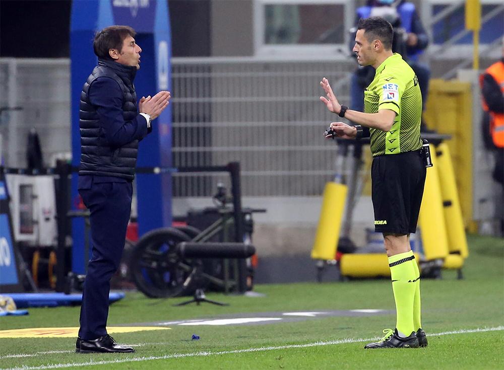 Conte: 'Saya hanya punya 40 euro di saku saya'