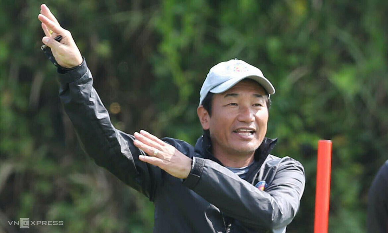Sai Gon FC menggantikan pelatih kepala