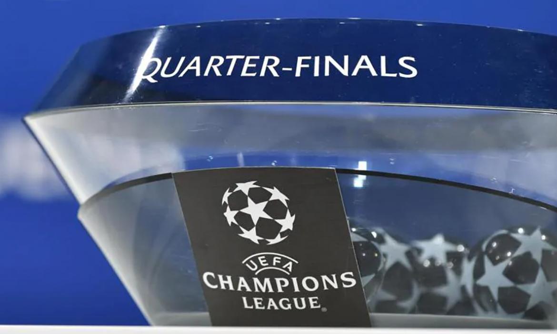 Seri untuk babak perempat final Liga Champions