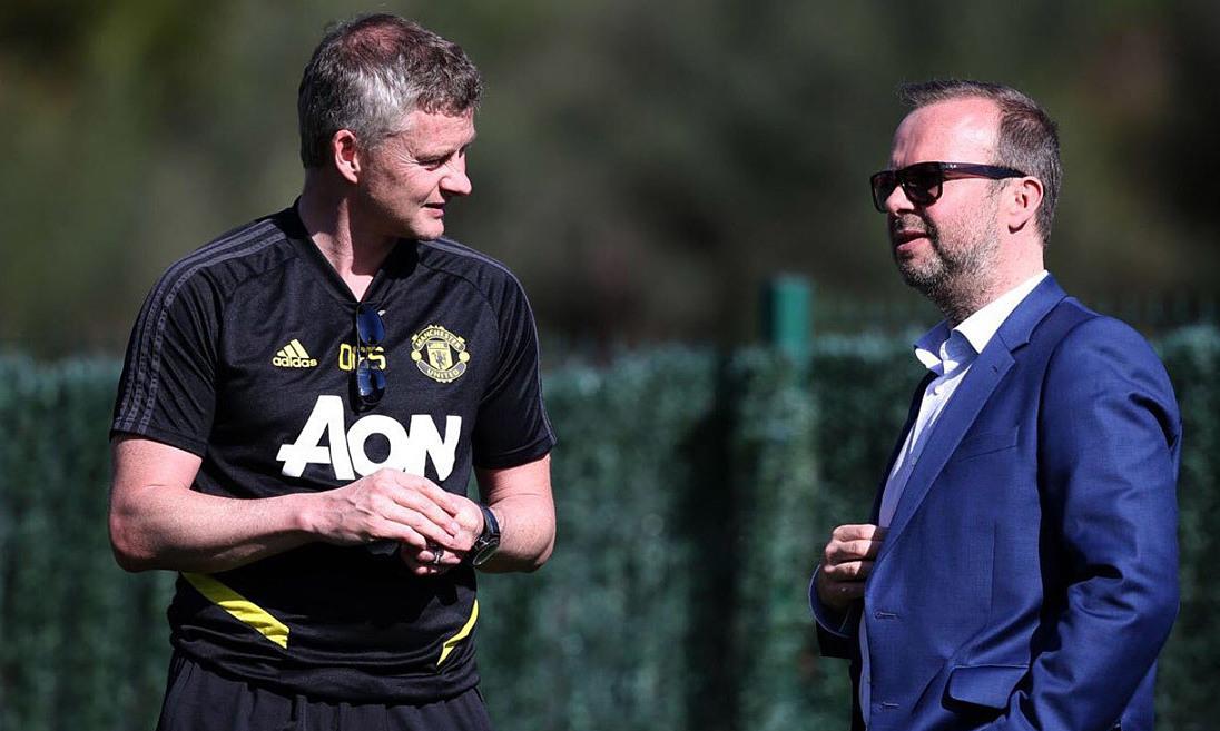 Man Utd menaikkan gaji untuk mempertahankan Solskjaer selama tiga tahun lagi