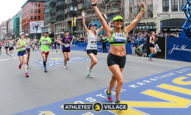 Kontroversi tentang lari virtual Boston Marathon