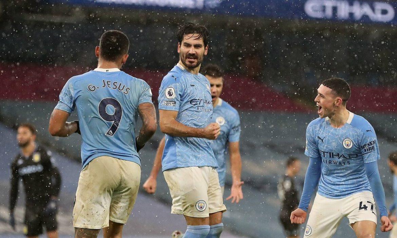 Man City menyambut kabar baik sebelum pertandingan melawan Dortmund