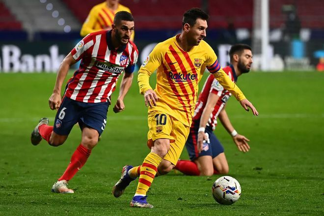 Sebuah peluang emas bagi Barca untuk menutup Atletico