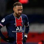Neymar kemungkinan akan absen dari perempat final Liga Champions