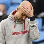 Guardiola: 'Man City tidak layak kalah dari Man Utd'