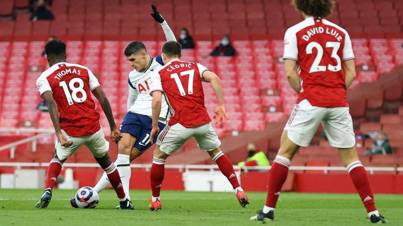 Produk super tidak membantu Tottenham lepas dari Arsenal