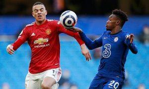 Luke Shaw: 'Wasit mengatakan Man Utd pantas mendapatkan penalti'