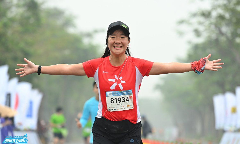 Bagaimana menentukan keberhasilan dalam berlari
