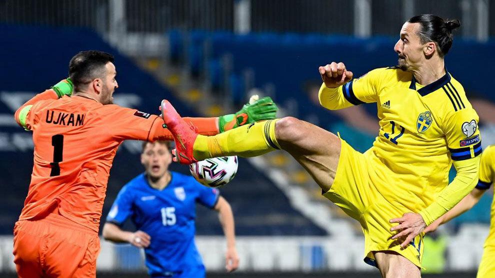 Ibrahimovic meminta legenda Swedia itu 'tutup mulut'