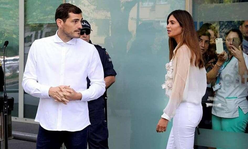 Casillas dan istrinya berpisah