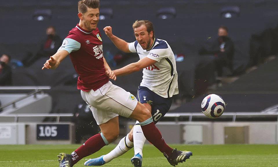 Keane: 'Saya juga bisa bermain untuk Tottenham'